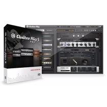 Guitar Rig 5 Pro Completo E Ativado - Envio Imediato