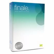 Finale Makemusic Finale 2014 - 32 E 64 Bits