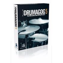 Drumagog 5 Com Livraria (desbloqueado)