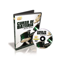 Curso Dvd Video Aula Bateria Mauricio Barbosa Volume 2