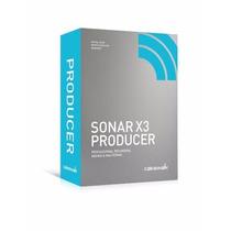 Sonar X3 + Melodyne 3 + Pro Tools 10 + Sound Forge 11 Pro.