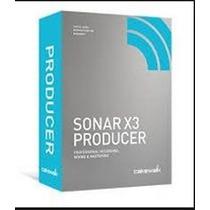 Sonar X3 Ativado
