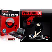 Virtual Dj 7 Pro Ativado+skins+efeitos