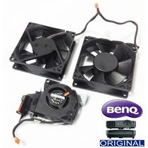 Conjunto Coolers Projetor Benq Mp515 & Compatíveis