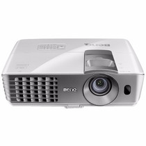 Projetor Multimidia Benq W1070+ 2200 Lumens/hdmi/new 3d/full
