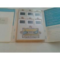 Kit Sono Viso- Fita K7 + Slides Cantico Do Amor