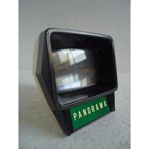 Visor De Slides Panorama Modelo Antigo Com 2 Pilhas.