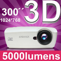 Projetor Full Hd 1080p Video Digital Data Show Dlp 5000lumin