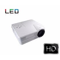 Mini Projetor Led Hd 1920x1080 150 Lumens Usb/sd/hdmi 100pol