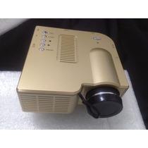 Mini Projector Led - Produto Novo- Mega Promocao Único Disp.