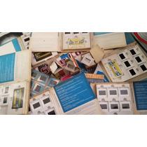 Slides E Molduras Plasticas Para Projetor De Slide Antigo