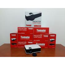 Mini Projetor Tomate Mpr 7007 800 Lumens Led Modelo Novo