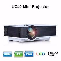 Projetor Top Led Hdmi Sd Card Usb Hd1080 Frete Grátis Brasil