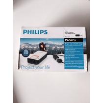 Mini Projetor Portátil (bolso) Philips - Pouquíssimo Usado !