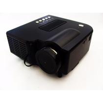 Mini Projetor Pol Hdmi C/controle Usb Sd Av Vga Promoção