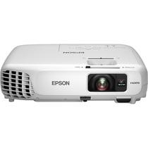 Projetor Epson X24+ 3500 Lumens Wifii Hdmi + 12x Sem Juros