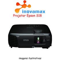 Projetor Epson S18