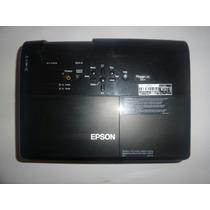 Projetor Data Show Epson Powerlite S5+ 3lcd 2000 Lumes