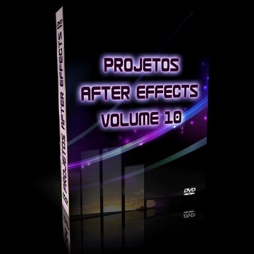 Projetos After Effects Volume 10