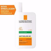 La Roche-posay Anthelios Ac Fps40 Antioleosidade Fluide 50ml