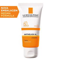Protetor Solar La Roche Anthelios Xl Creme Fps 60 50ml