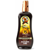 Bronzeador Australian Gold Fps 15 Spray Gel 237ml