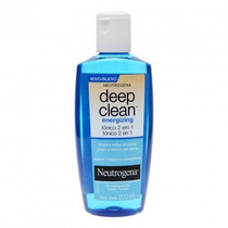 Neutrogena Deep Clean Energizing Tonico 2 Em1