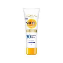Protetor Solar Facial Transparente Expertise Invisilight Fps