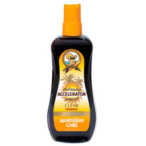 Acelerador De Bronzeado Australian Gold Spray Gel 237ml