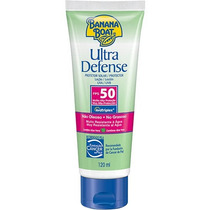 Banana Boat Ultra Defense - Protetor Solar Fps 50 - 120 Ml