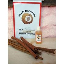 Oleo Bronzeador De Coco Com Canela 500 Ml