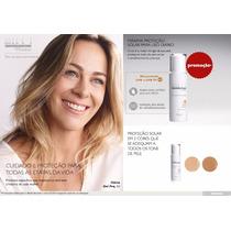 Natura Fluido Protetor Facial Ultraleve Tonalizante Fps 60