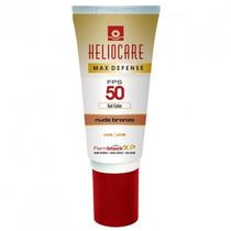 Heliocare Max Defense Gel Color Fps 50 - Nude Bronze