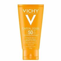 Capital Soleil Toque Seco Fps 50 Vichy 50g