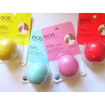 Eos Lip Balm Protetor Labial Varios Sabores Original