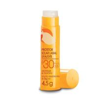 Protetor Solar Labial Fps 30 Sun+ Avon