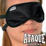 Máscara Repouso Qualidade Mercur Ajustável Dormir Tapa Olho