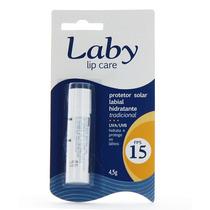 Protetor Solar Labial Laby Fps 15 Stick 4,5 Gramas