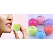Lip Balm Protetor Labial Sabores Laranja E Pessego