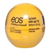 Protetor Labial Hidratante Eos Lip Balm Lemon Drop Lacrado