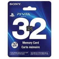 Cartão De Memória 32gb Psvita Memory Card Psvita Ps Vita