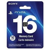 Cartão De Memória Ps Vita 16 Gb Original Sony Memory Card