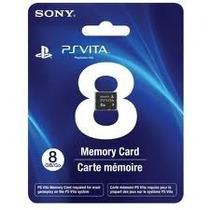 Cartão De Memória Ps Vita 8 Gb Original Sony Memory Card