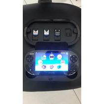 Playstation Ps Vita Excelente Estado 8gb Case Com Jogos