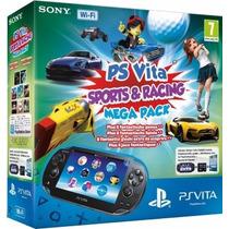 Ps Vita - Psvita Wi-fi - Novo Caixa Original + Cartão 8gb
