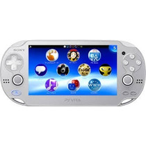 Ps Vita Slim Branco Verde Azul Preto Original Sony