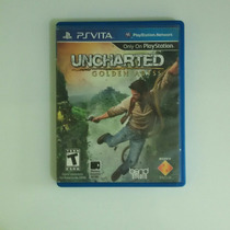 Jogo Sony Ps Vita Uncharted Golden Abyss