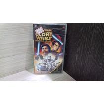 Jogo Star Wars The Clone Wars Republic Heroes Psp (original)