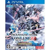 Phantasy Star Online 2 Episode 3 [deluxe Package] Psvita
