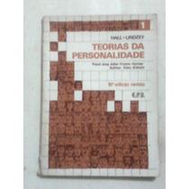 Livro: Teorias Da Personalidade - Hall - Lindzey - Volume 1